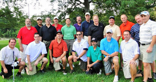 The Annual SpArc Philadelphia Charity Golf Outing - Team All Phase